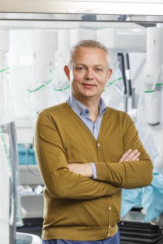 Alexandre Mottrie, MD - Urology