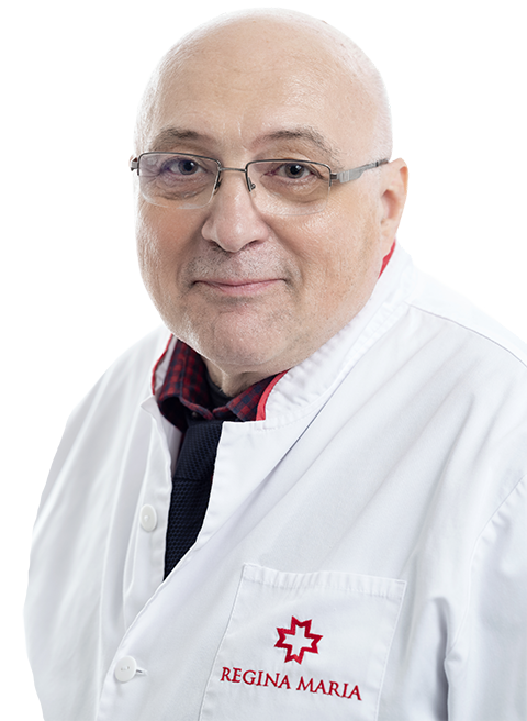 Dan Mircea Enescu, MD, PhD